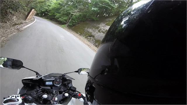 バイクにGoPro