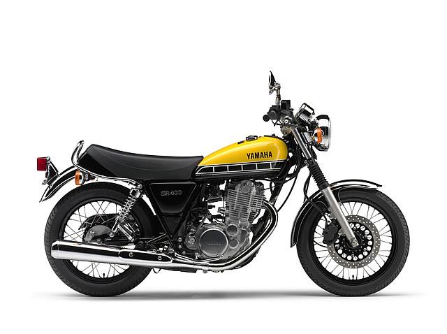 ヤマハXSR900