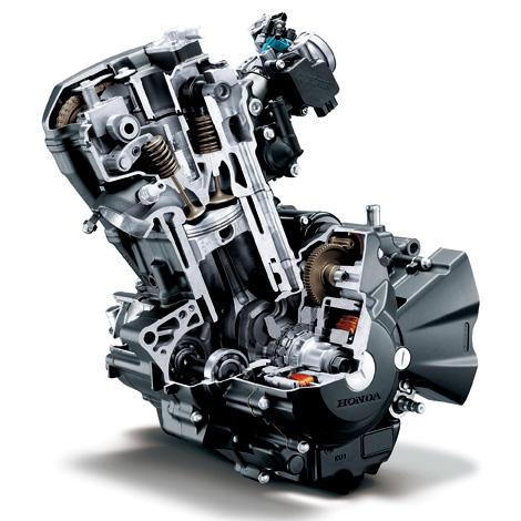単気筒エンジン