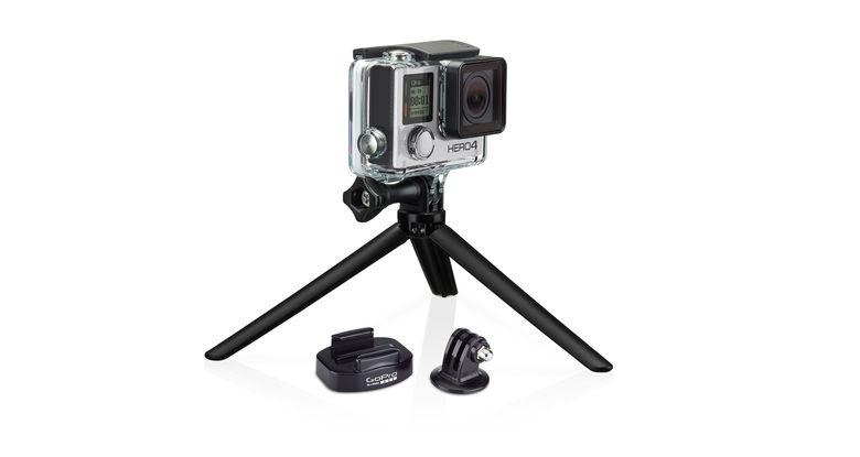 GoPro用の三脚