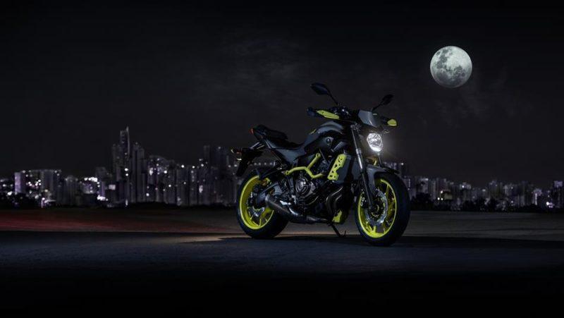 ヤマハ MT-07 Moto Cage