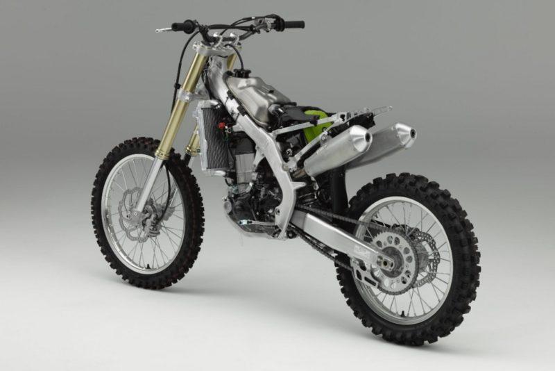 ホンダ CRF450R / CRF450RX