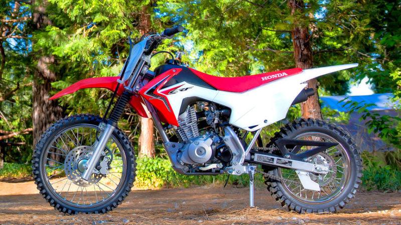 ホンダ CRF125F