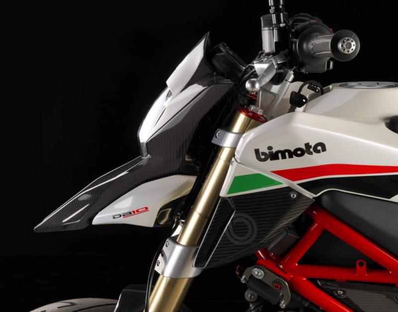 BIMOTA DB10 bimotard