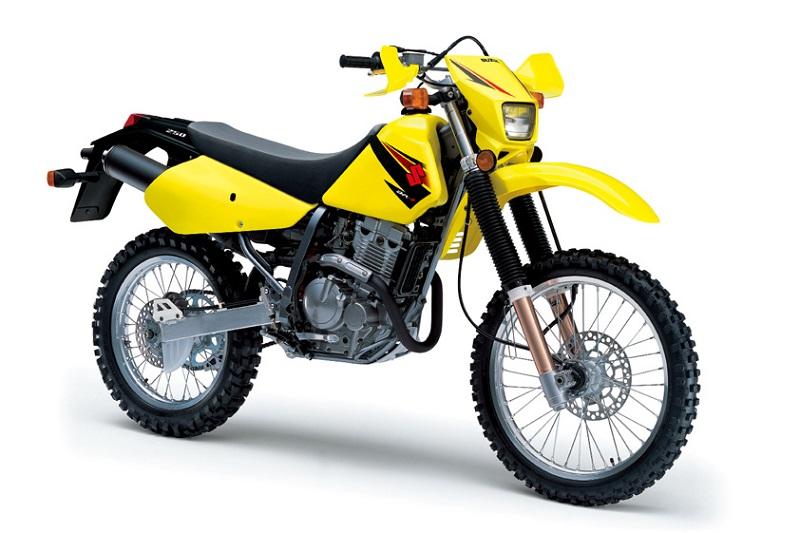 国産250ccオフロードバイク