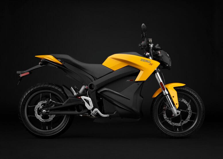 ZERO MOTORCYCLES ZERO S