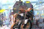 1290 SUPER DUKE R 2017 (KTM)