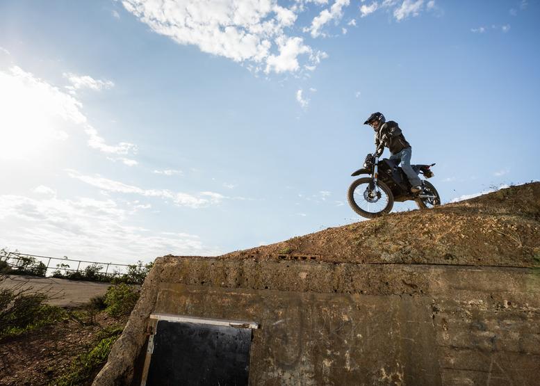 ZERO MOTORCYCLES ZERO FX
