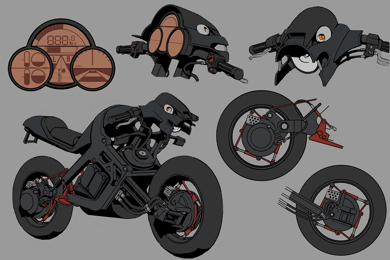 streetfighter conceptart