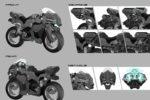 オリジナルバイク第3弾「スーパースポーツ コンセプト」