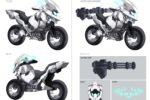 オリジナルバイク第5弾「デュアルパーパスコンセプト」
