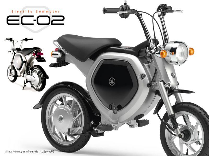 ヤマハ EC-02