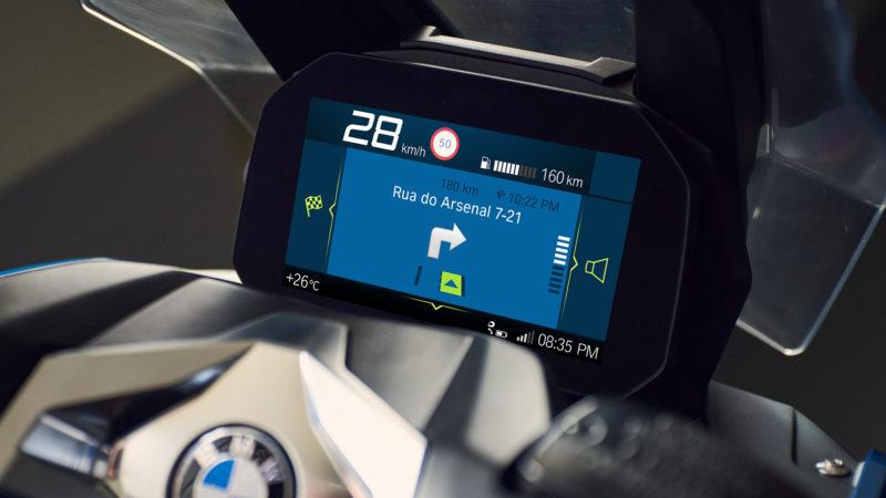BMW C400X