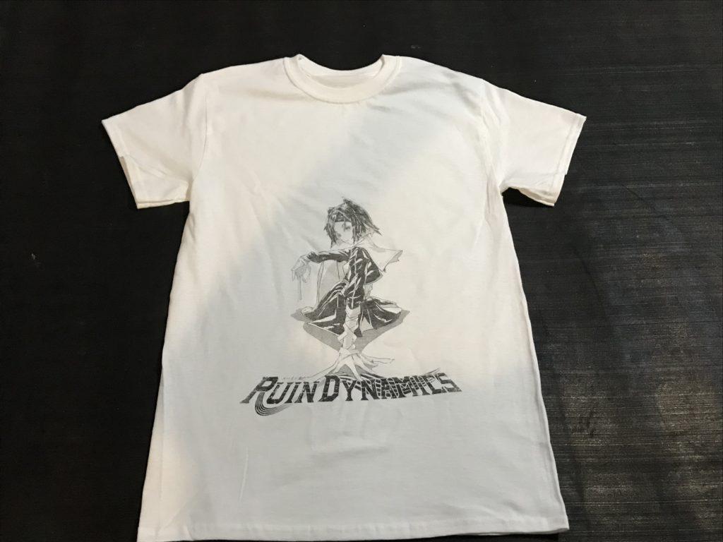 装甲×少女Tシャツ